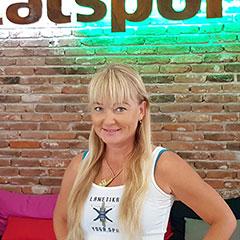 Лана Петкова - инструктор в Тотал Спорт