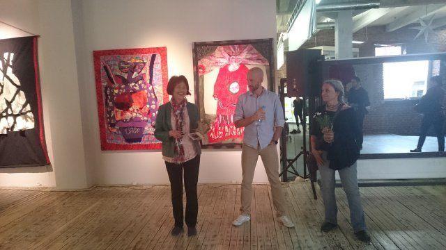 Изложба на Руд Фернандес
