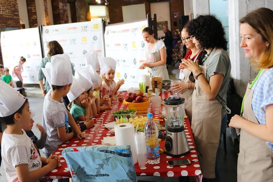 Food Revolution Day се проведе в Тотал Спорт