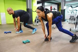 HIIT тренировка в Total Sport Fitness & Squash, Пловдив