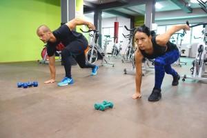 Total Sport Fitness & Squash - HIIT тренировка