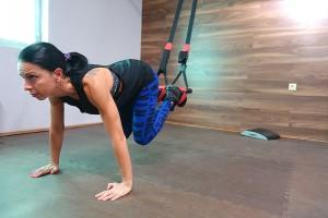 HIIT тренировка с Мария в Тотал спорт