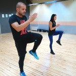 Тренировки по Tabata с инструкторите Пламен и Мария