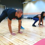 Тотал Спорт клуб в Пловдив - Tabata тренировка