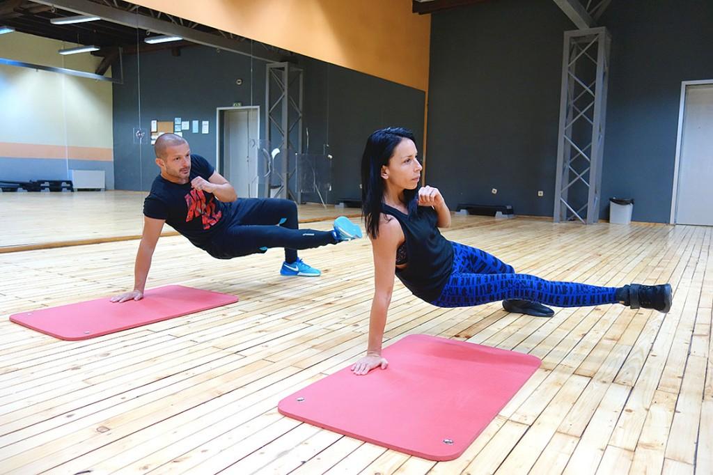 Tabata, високоинтензивна интервална тренировка Пловдив