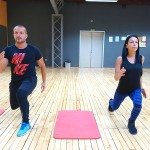 Тренировка Tabata, Тотал Спорт клуб - Пловдив