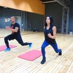Високоинтензивна интервална тренировка по табата, Пловдив