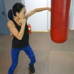 Мария - инструктор тренировки Tapout XT в Тотал спорт