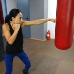 Тренировка Tapout XT с Мария Петрова, Тотал спорт