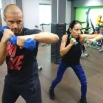 Tapout XT високоинтензивна интервална тренировка с Мария и Пламен