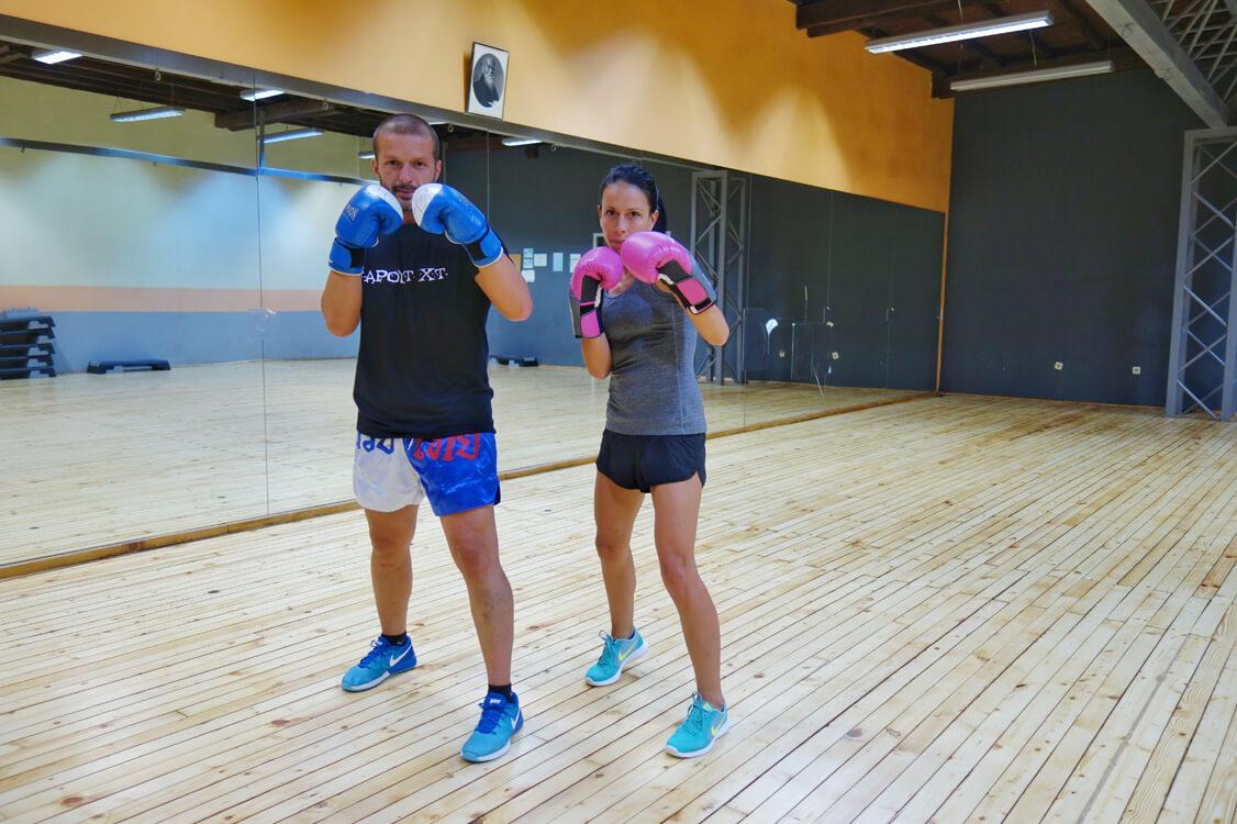 Бокс тренировки Total Sport Fitness & Squash, Пловдив
