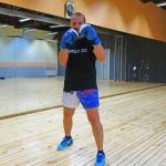 Тренировка по бокс с Пламен Петров, Тотал Спорт