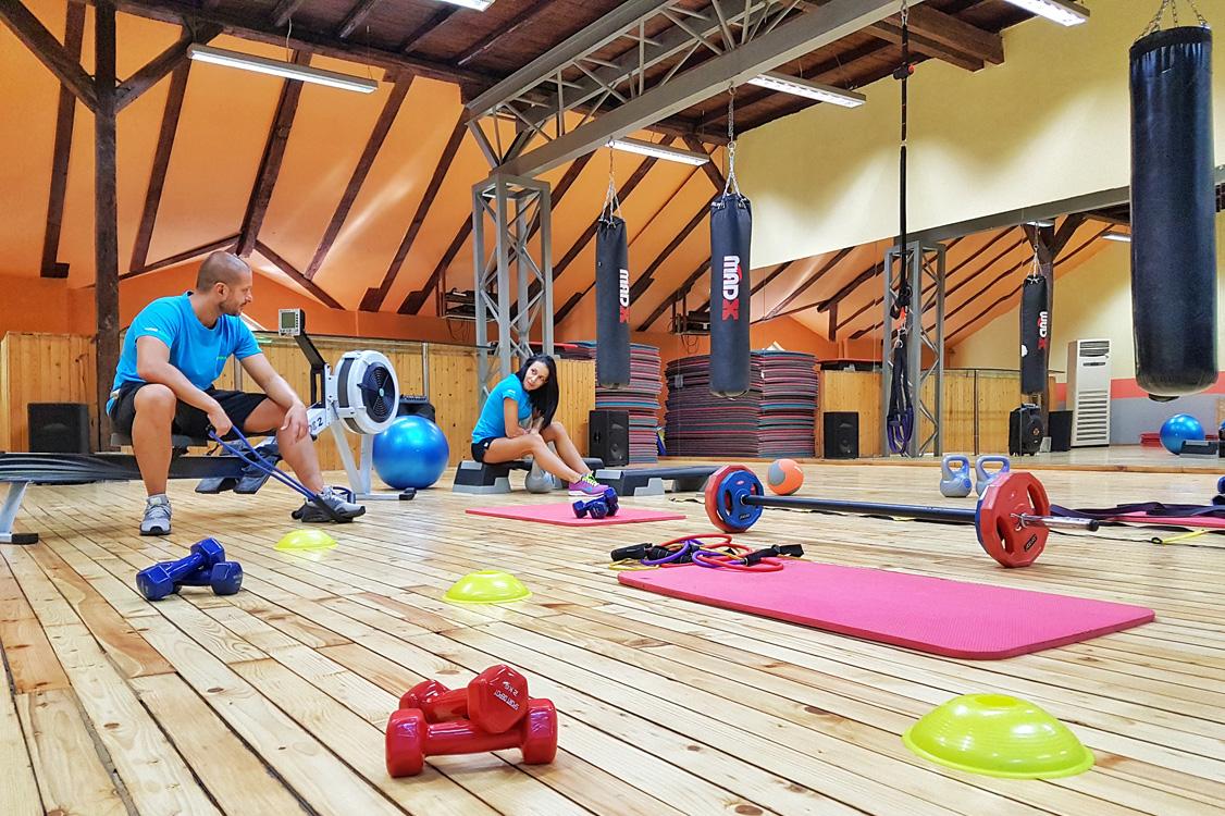 Total Sport с нова зала за функционални тренировки