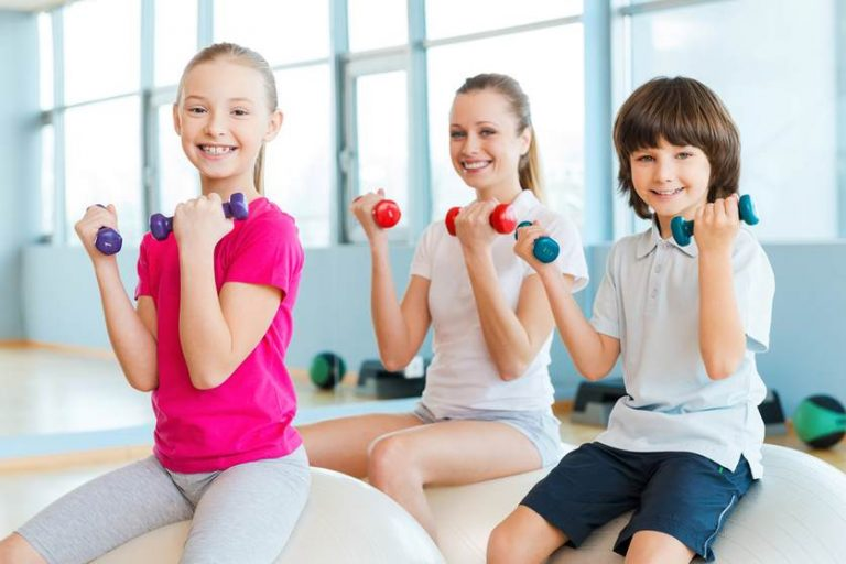 ECross Kids Функционални тренировки
