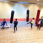 Деца тренират в Тотал Спорт, Кондиционни тренировки