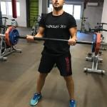 Вдигане на тежести в тренировката по Body Shape & Fit - Тотал Спорт