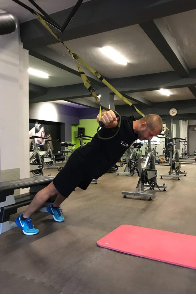 Body Shape & Fit тренировка с Пламен в Total Sport, Пловдив