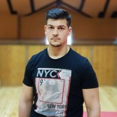 Димитър Захариев - инструктир по самоотбрана в Тотал Спорт
