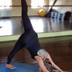 Упражнения от Йогалатес тренировка с Ива