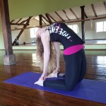 Йогалатес тренировка с Ива в спортен клуб Total Sport