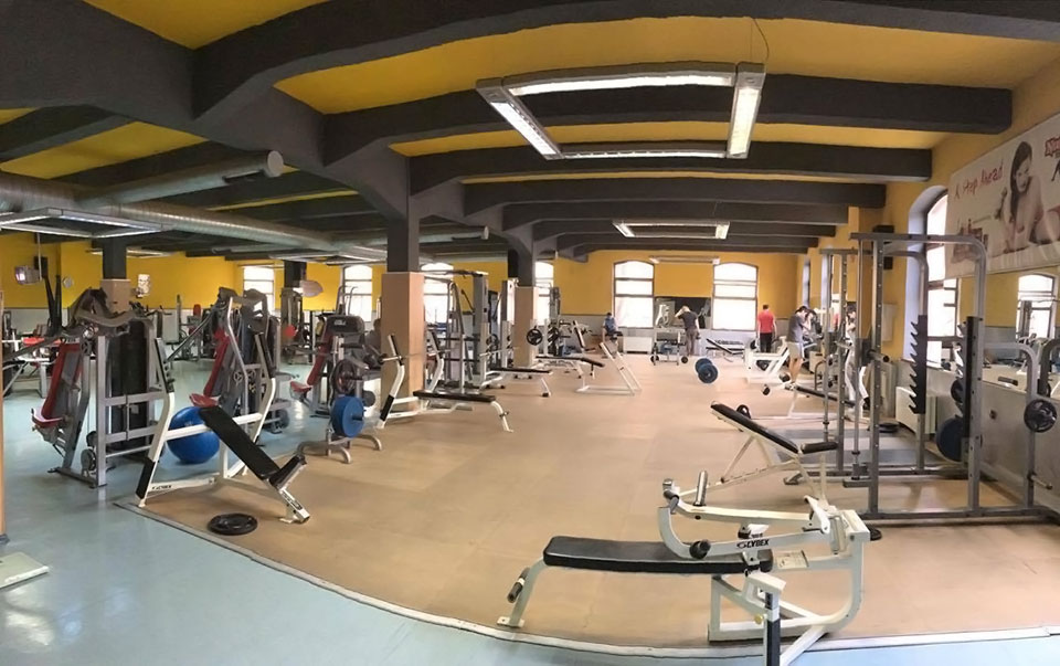 Тотал Спорт фитнес зала