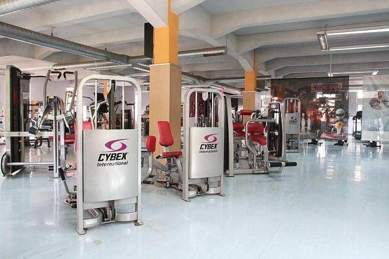Тотал Спорт - зала за фитнес тренировки