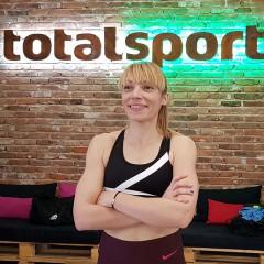 Мая Личева - инструктор в Тотал Спорт