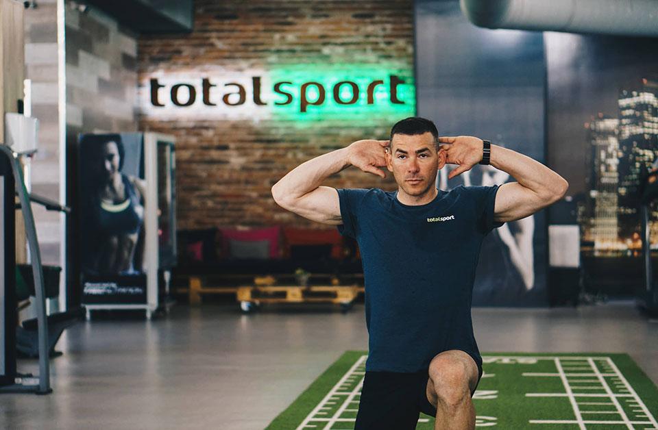 Стоян Колев - инструктор Workout Pro
