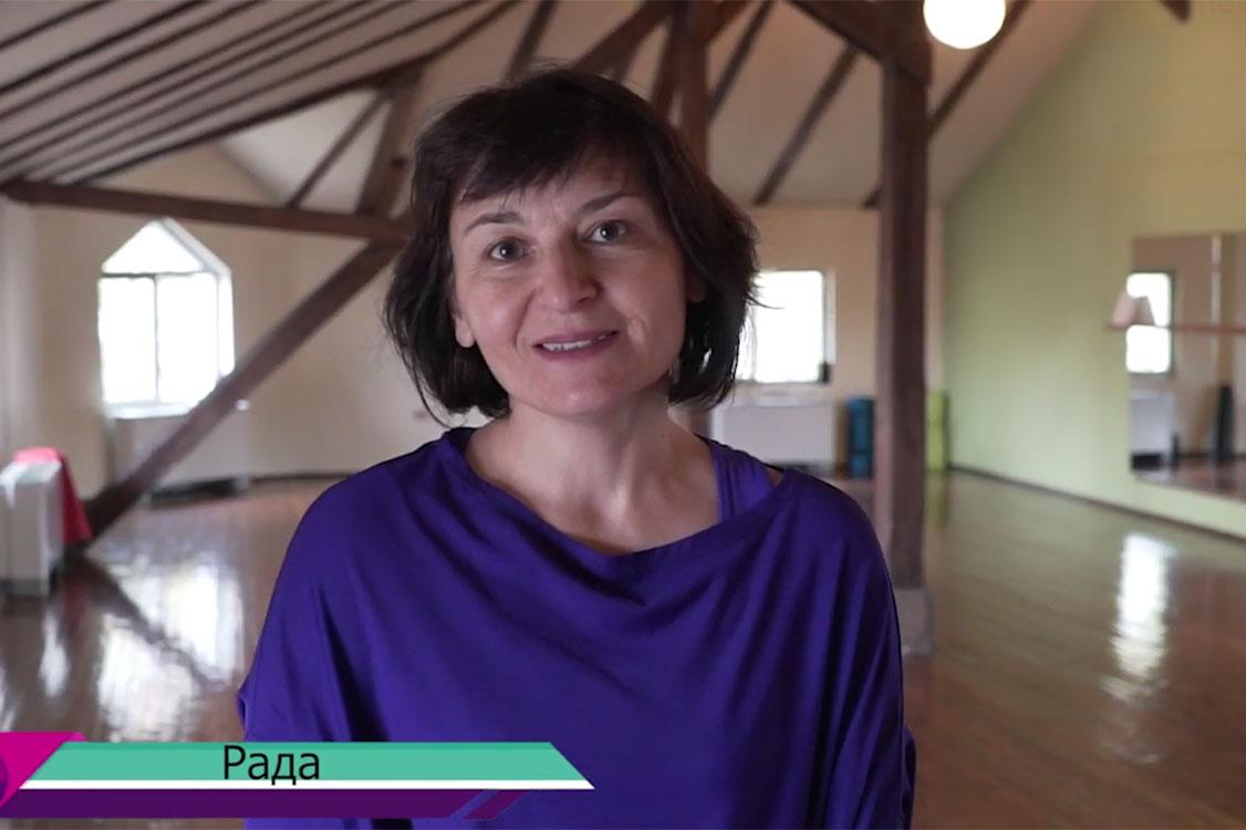 Видео интервю с Рада - Тотал Спорт 15 години