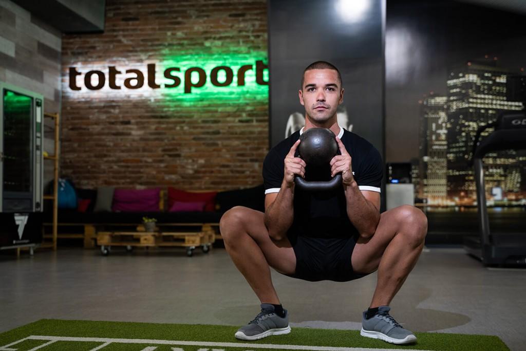 Функционални тренировки с Петър Петров в Тотал Спорт